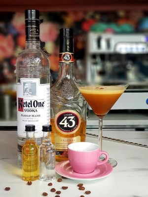 Post schiedam Espresso Martini