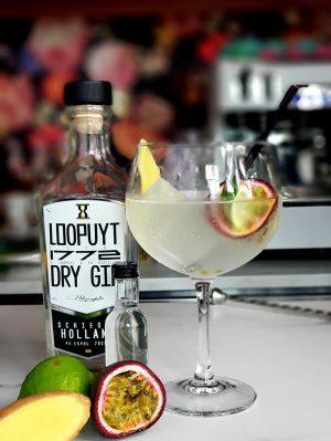 Post schiedam Loopuyt Dry Gin & Loopuyt Gingerbeer