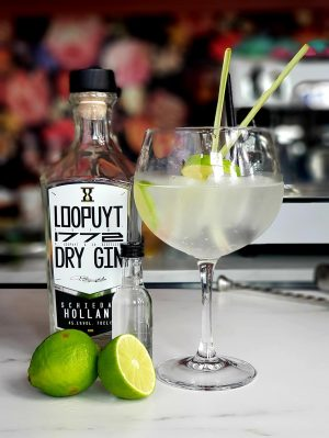 Post schiedam Loopuyt Dry Gin & Loopuyt Tonic