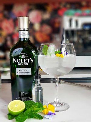 Post schiedam Nolet Dry Gin & Fever -Tree Tonic Elderflour